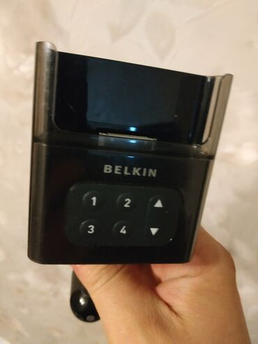 Автомобильное зарядное устройство +FM трансмиттер для Ipod Iphone в