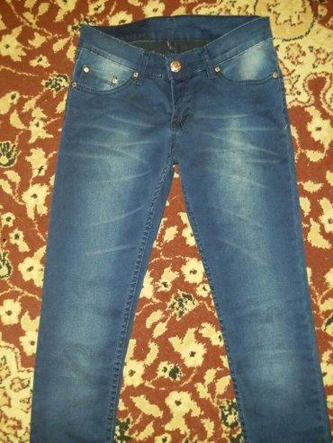 Продаю джинсы. новые. размер 27, турция в Бишкек