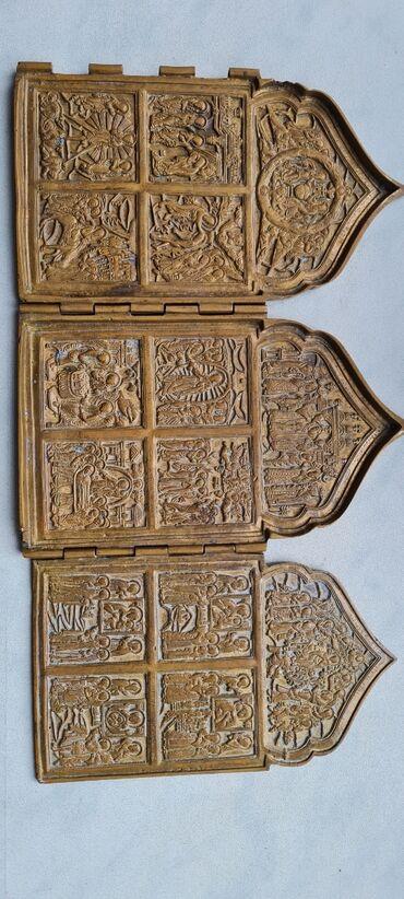 qizil sepler ve qiymetleri в Азербайджан: Икона Terkibinde miss ve qızıl var