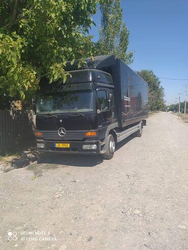 1433 объявлений: Продаю Mercedes - Bens Atego. Авто в отличном состоянии. Из Германии