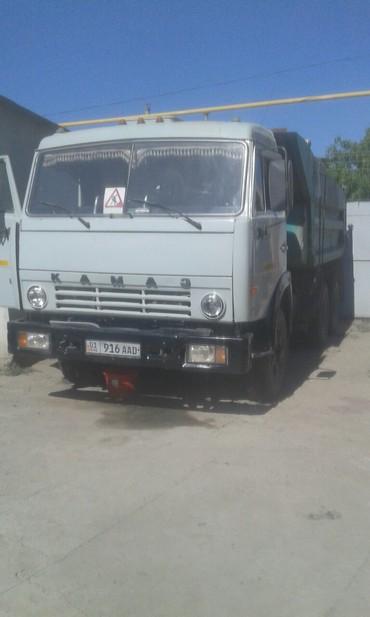 Услуги камаза в Бишкек