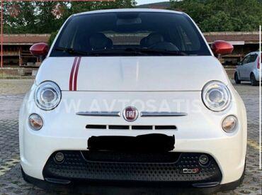 Fiat - Azərbaycan: Fiat 500 1.2 l. 2014 | 113000 km