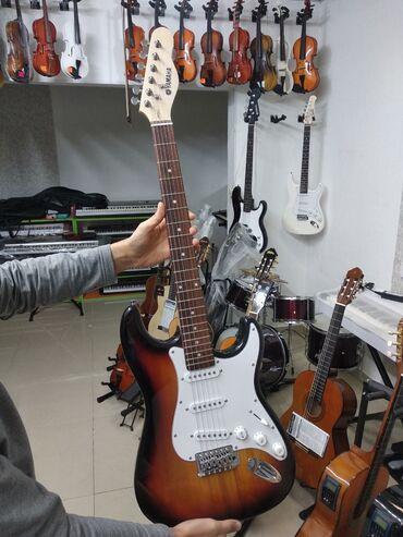 виолончель музыкальный инструмент в Азербайджан: Gitara Elektron Yamaha Yeni modelÇanta və kabel hədiyyəRast Musiqi