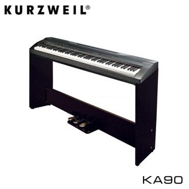 Фортепиано сценическое цифровое kurzweil KA-90 с мощной системой