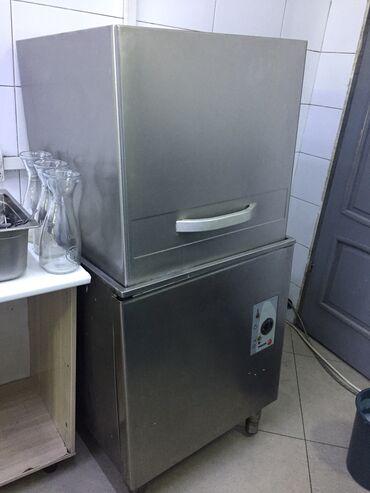 Кухонные мойки в Кыргызстан: Посудомоечная машина для общепита  FAGOR F1-80