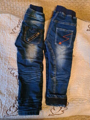 Продаются джинсы на мальчика 4-5 лет в отличном состоянии. Джинсы