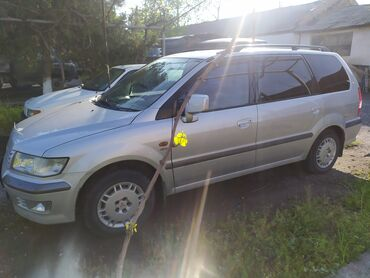 Mitsubishi Space Wagon 2.4 л. 1999   300000 км