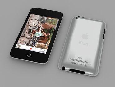 IPod и MP3-плееры - Кыргызстан: Продаю Ipod Touch 4 на 32 Гб памяти Батарею держит отлично В комплекте