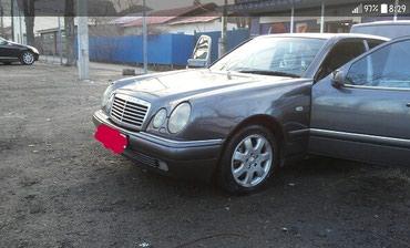 Продаю MERCEDES BENZ W210 E430. Год 1999. Состояние в Бишкек