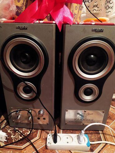 Аудиотехника - Кок-Ой: 2500с работает аукс