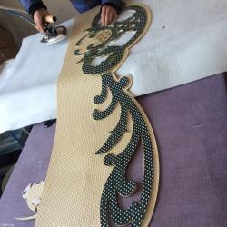 шторы ламбрекены в Кыргызстан: Лазерная резка, гравировка, шторы и ламбрекены
