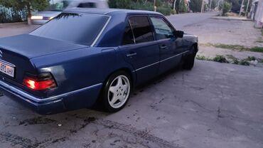 Mercedes-Benz W124 2.3 л. 1991   345000 км