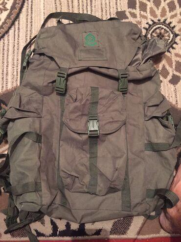 Рюкзаки в Кыргызстан: Вещевой мешок Водостойкий армейский Состояние отличное !Изготовлен из