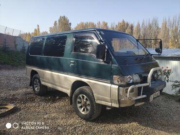mitsubishi van в Кыргызстан: Mitsubishi 2.5 л. 1993 | 280000 км