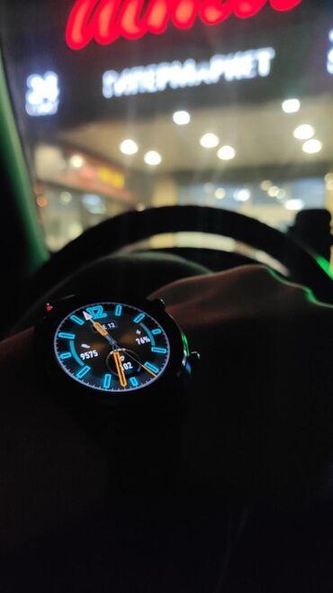 Продаю смарт часы huawei watch GT состояние масло все работает