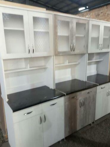 Новые кухонные шкафы. 75см 5500сом доставка по городу бесплатно