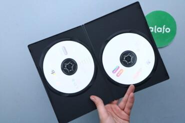 Дички CD-R у коробці 2 шт.   Стан гарний