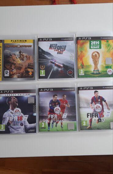 Igrice za ps3 - Srbija: PS3 igrice u odlicnom stanju, originalno pakovanje sa knjizicom