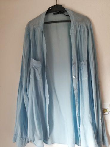 Košulje i bluze | Pozega: Plava ženska kosuljica, atmosphere 36 vel