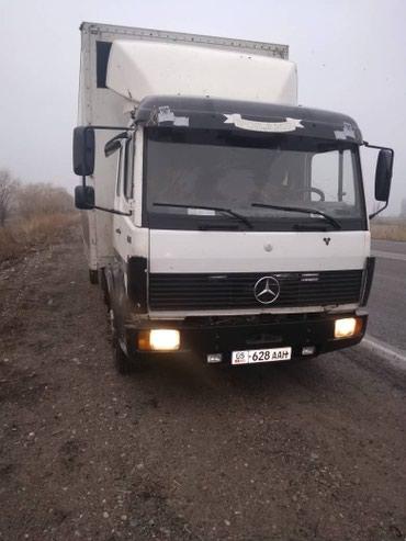 Мерс 1320интеркулер автономпеч 19.5 в Бишкек