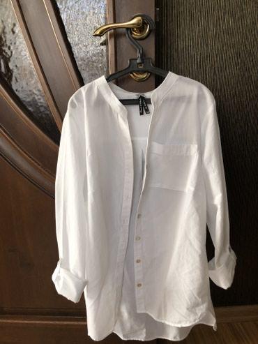 блузки для школы в Кыргызстан: Продаю новую школьную блузку( 9-10 класс)