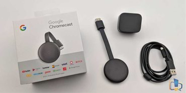 Google Chromecast 3 (GA00439-US). Оригинал. в Бишкек