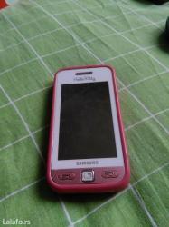 Mobilni telefoni | Valjevo: Samsung 5230 hello kitty Ispravan sim fri