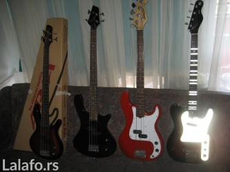 Kupujem bas gitare  i tehnicku robu - Beograd
