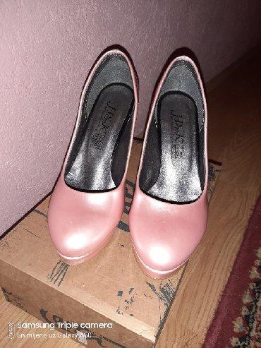 Ostalo | Vrnjacka Banja: Ženske cipele Broj 39 Nošene 2 puta Nijansa svetlo roza Veoma udobne i