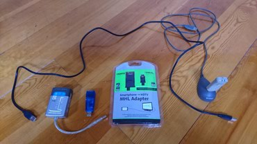 Адаптеры Ethernet-USB, MHL-HDMI, Wi-Fi в продаже. в Бишкек