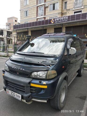 mitsubishi van в Кыргызстан: Mitsubishi Delica 2.8 л. 1995 | 250000 км