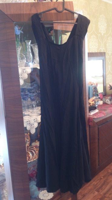 Bakı şəhərində Платье сарафан вечернее солнце-клеш