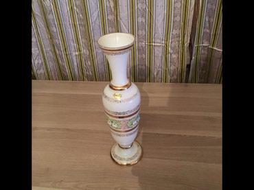 ваза под фрукты в Азербайджан: Bohemia vaza