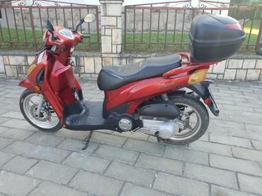 Ostali motocikli i skuteri - Srbija: Skuter marke xingyue,model mps-150xy. Veoma redak model,radjen za