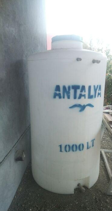 Ev və bağ Goranboyda: 1000 litrlik çən satılır. Telefon