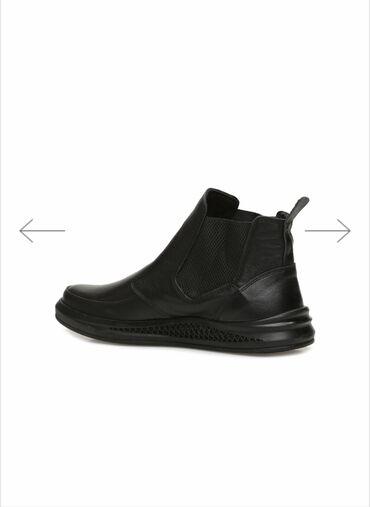 Продаю новые мужские кожаные ботинки европейского бренда Divarese. Отл