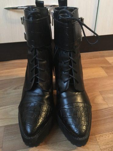 Ботинки от H&M, идеальное состояние, очень удобные, размер 40-41