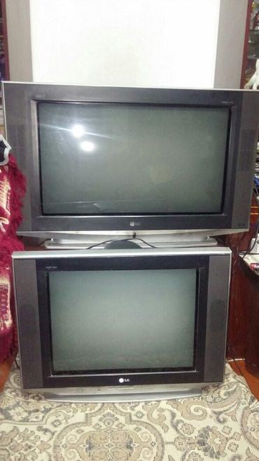 Продам 2 телевизора, большой и мелкий, в Бишкек