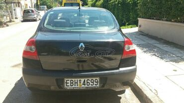 Renault Megane 1.6 l. 2004 | 252000 km