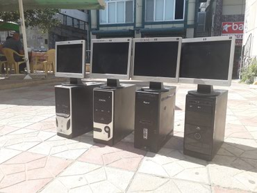 Bakı şəhərində Dell masaustu komputer