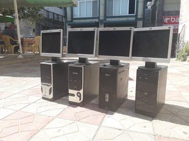 - Azərbaycan: Dell masaustu komputerprocessor dual coreram 1 gb ddr2HDD 160 250