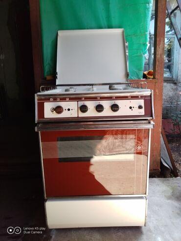 Другие товары для кухни - Кыргызстан: Продаю газ.плиту . Производитель Россия. В очень хорошем состоянии