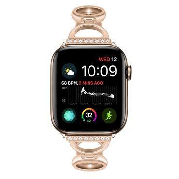 apple 4 s - Azərbaycan: Bürünc Qadın Qol saatları Apple