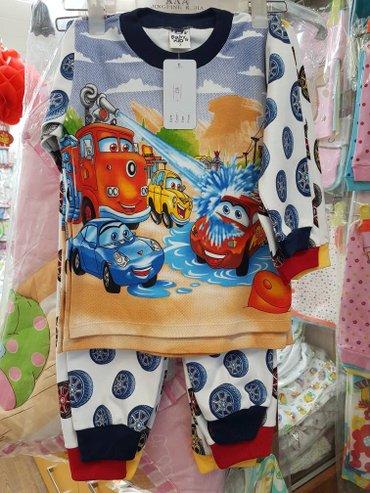 Многоразовые памперсы оригинал + вкладыши. Детские пижамы, костюмчики, в Бишкек - фото 4
