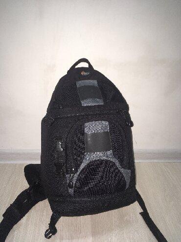 Сумки и чехлы в Кыргызстан: Продам рюкзак Lowepro, оригинал. Качество высокое, состояние отличное