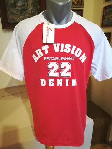 Nova muska majica Art Vision. Arilje. Vrlo dobra muska majica za - Belgrade