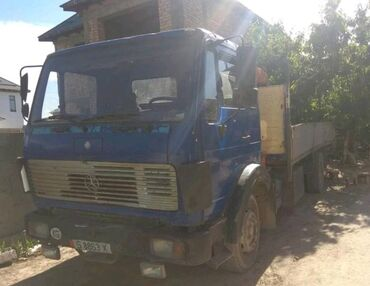 mercedes truck в Кыргызстан: Манипулятор. Грузовик. Мерс
