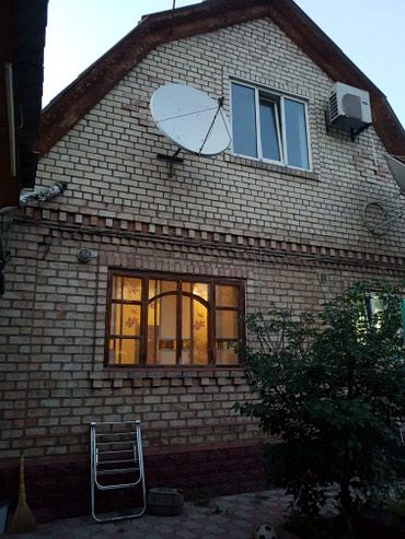 Продаю двухуровневый кирпичный дом в Бишкек