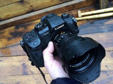 ПРОДАЮ про камера Panasonic GH5 снимает 4к 10 в Бишкек
