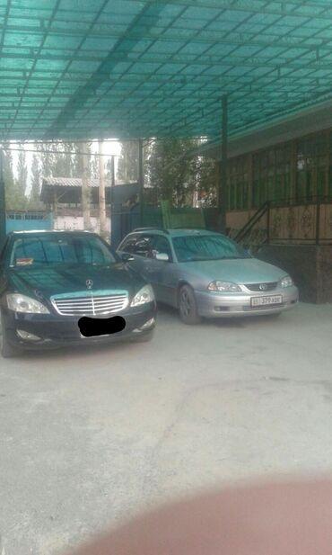 Авто услуги в Ак-Джол: Сдаю в аренду: Легковое авто | Mercedes-Benz